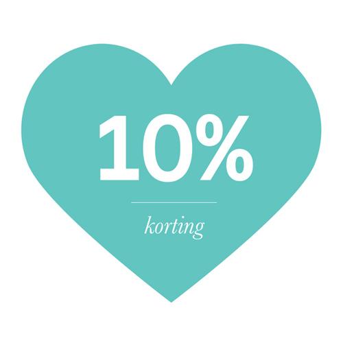 10-korting