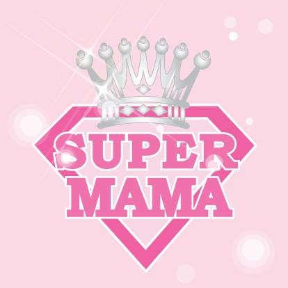 super-mama-moederdag